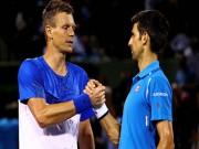 Thể thao - Chi tiết Djokovic - Berdych: Nole chốt hạ