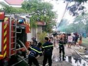 Tin tức trong ngày - Cháy nổ quán bia giữa Sài Gòn, thực khách tháo chạy