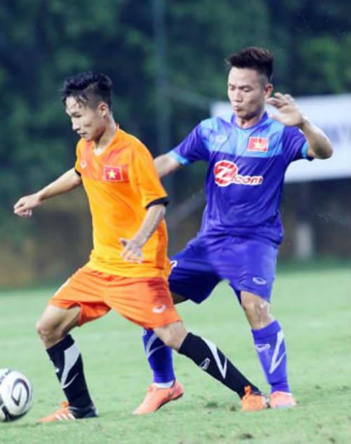 U21 quyết đòi nợ Thái Lan - 1