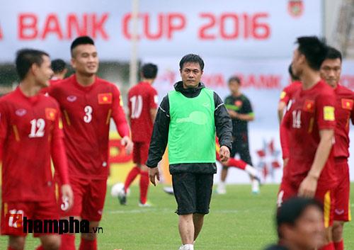 Đội tuyển Việt Nam vs Hong Kong - 1