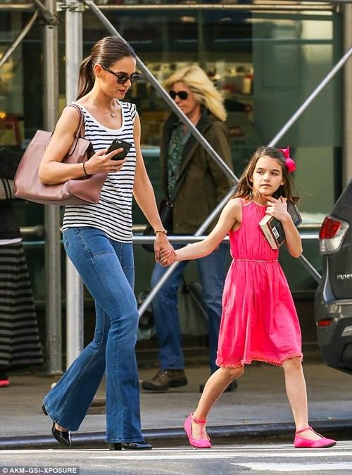 Tom Cruise không gặp con gái Suri suốt hơn 2 năm qua - 1