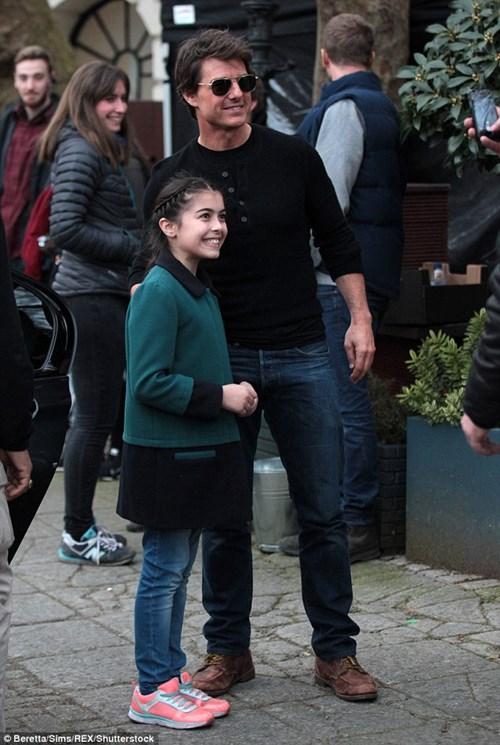 Tom Cruise không gặp con gái Suri suốt hơn 2 năm qua - 4