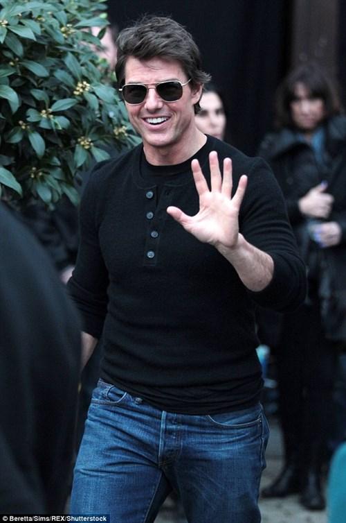 Tom Cruise không gặp con gái Suri suốt hơn 2 năm qua - 3