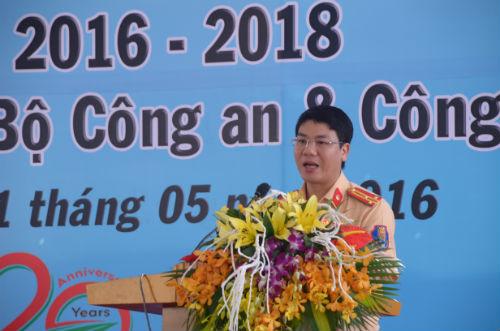 Honda Việt Nam ký kết triển khai các hoạt động ATGT với Cục Cảnh sát giao thông - 1