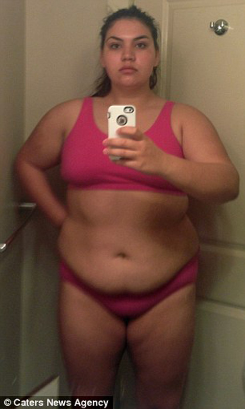 Cô giáo Mỹ nóng bỏng khó tin sau khi giảm 52 kg - 2