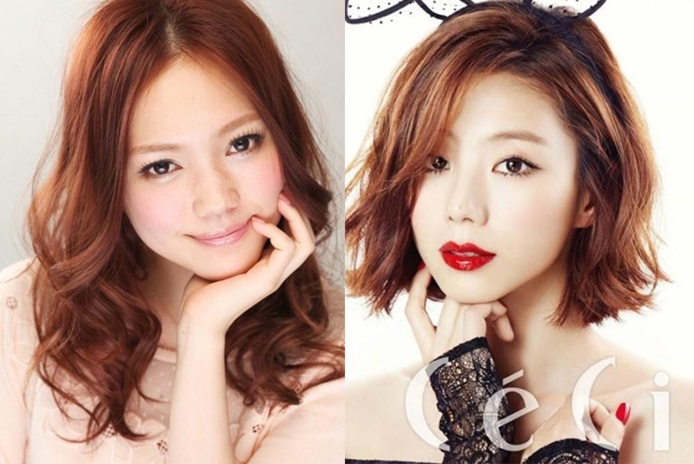 Sao Nhật - sao Hàn: Ai gợi cảm hơn ai? - 1