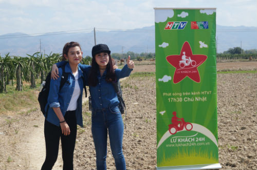 Siêu mẫu Trúc Nguyễn khóc thét thực hiện nhiệm vụ bắt … dông - 5