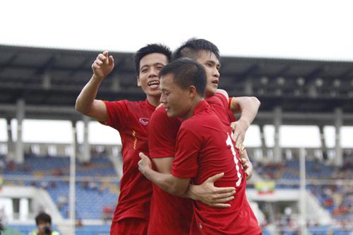 Clip Viet Nam vs Hong Kong - 2
