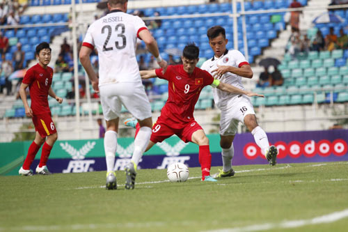 Video Viet Nam vs Hong Kong - 1