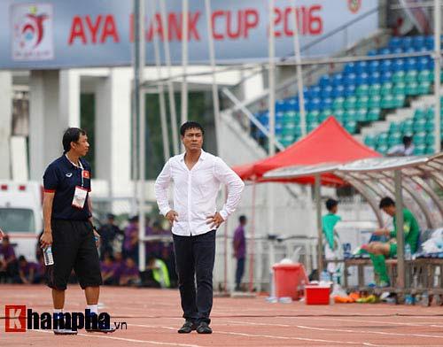 Chùm ảnh: Thắng Hong Kong, ĐTVN ăn mừng như vô địch - 1