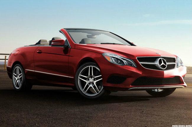 Mercedes-Benz E-Class là một mẫu mui trần và người ta vẫn thường nghĩ điều hòa nhiệt độ cho một mẫu xe mui trần thì thật là lãng phí. Tuy nhiên hệ thống điều hòa làm mát ghế phía trước cùng hệ thống sưởi ấm cổ AirScarf sẽ giúp bạn đạt được sự cân bằng thân nhiệt tuyệt vời khi đi trên chiếc xe mui trần này.
