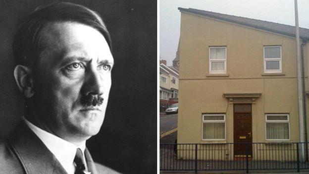 Anh: Đổi hộ chiếu vì ảnh giống hệt trùm phát xít Hitler - 2