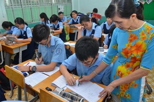Đề thi lớp 10 ra theo hướng đổi mới - 1