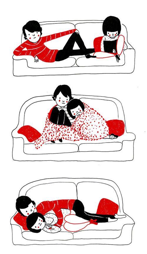 Tình yêu tìm thấy trong những điều nhỏ bé (P2) - 2