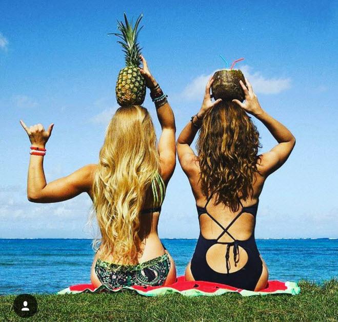 """4 mẹo chụp bikini đẹp khiến chị em bạn dì """"phát hờn"""" - 1"""