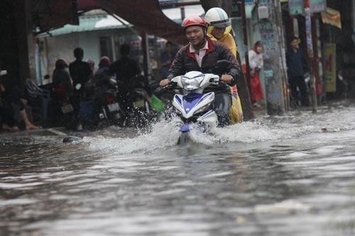 10.000 tỉ chống ngập cho 6,5 triệu dân Sài Gòn - 1