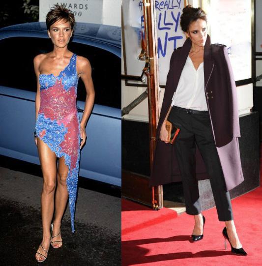 """14 khoảnh khắc thời """"hai lúa"""" của Victoria Beckham - 1"""