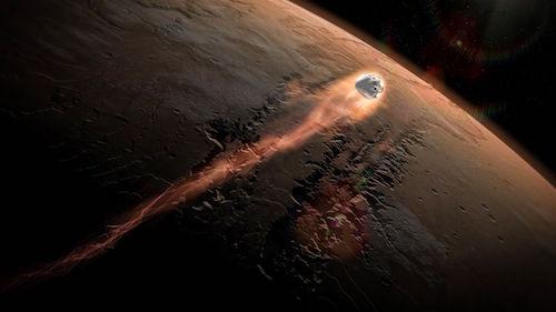 Con người sẽ đặt chân lên sao Hỏa vào năm 2025 - 1