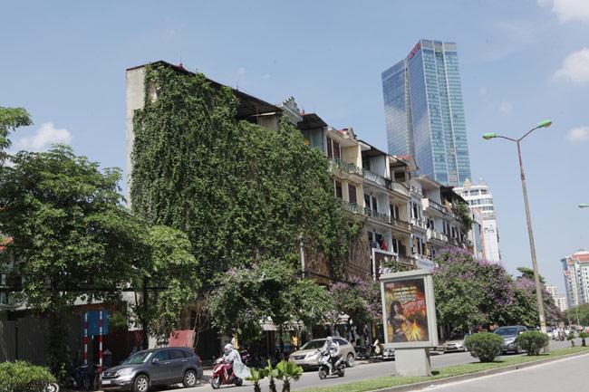 """Chùm ảnh: Những ngôi nhà """"siêu kỳ dị"""" giữa Thủ đô - 4"""
