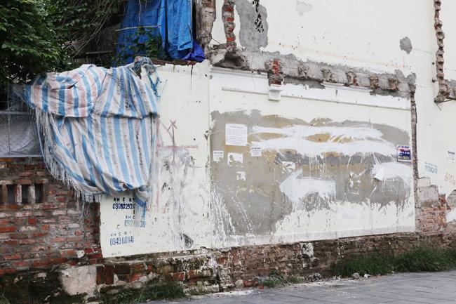 """Chùm ảnh: Những ngôi nhà """"siêu kỳ dị"""" giữa Thủ đô - 15"""
