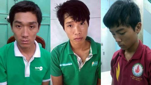 3 sinh viên nhậu say đuổi đánh chết bạn nhậu - 1