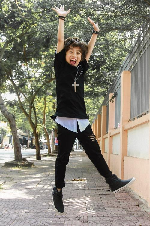 """""""Soái ca"""" VN Idol Kids được nhiều bạn gái theo đuổi - 7"""