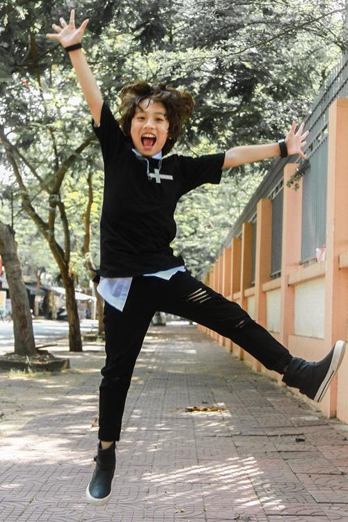 """""""Soái ca"""" VN Idol Kids được nhiều bạn gái theo đuổi - 8"""