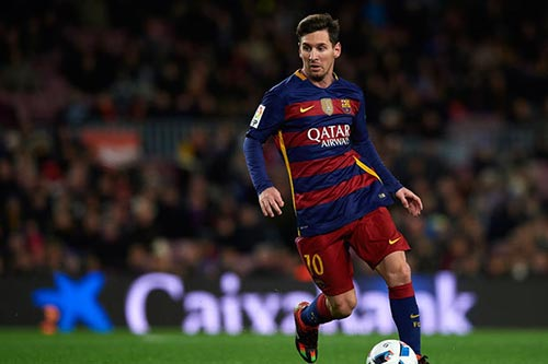Tin HOT tối 4/6: MU tăm tia Messi - 1