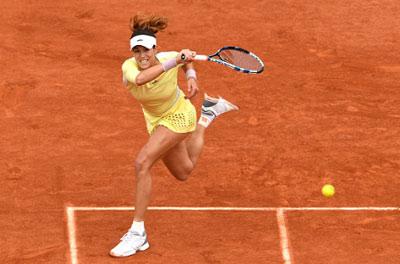 "Chi tiết Serena - Muguruza: Kết liễu ""Nữ hoàng"" - 3"