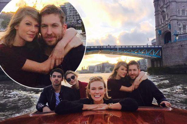 Khoảnh khắc ngọt ngào của Taylor Swift và bạn trai cũ - 8