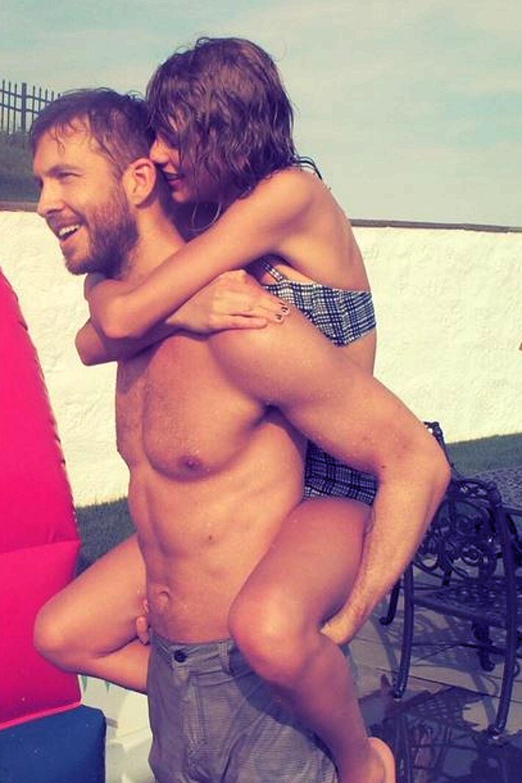 Khoảnh khắc ngọt ngào của Taylor Swift và bạn trai cũ - 9