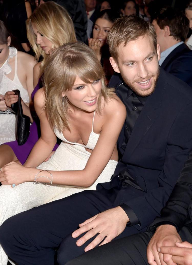 Khoảnh khắc ngọt ngào của Taylor Swift và bạn trai cũ - 4