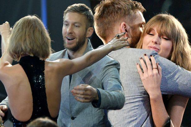 Khoảnh khắc ngọt ngào của Taylor Swift và bạn trai cũ - 12
