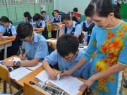 Giáo dục - du học - Đề thi lớp 10 ra theo hướng đổi mới