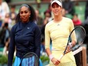"""Thể thao - Chi tiết Serena - Muguruza: Kết liễu """"Nữ hoàng"""""""