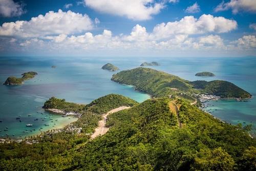 """Nam Du - Hòn đảo """"lánh đời"""" tuyệt đẹp ở phương Nam - 1"""