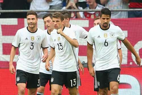 Đức – Hungary: Thắng nhưng vẫn lo - 1