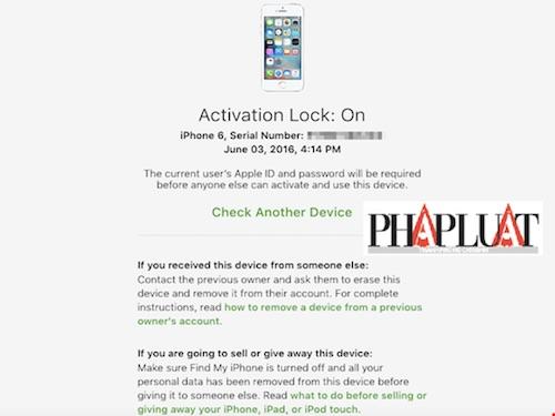 Thao tác quan trọng nhất khi chọn mua iPhone cũ - 2