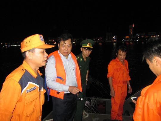 Thông tin chính thức vụ chìm tàu du lịch trên sông Hàn - 1