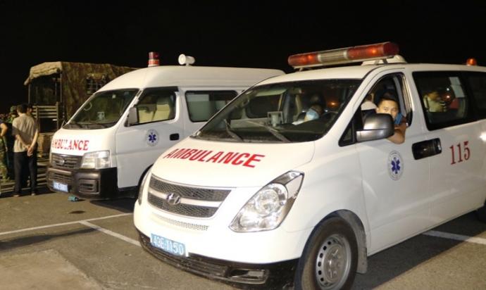 Trắng đêm tìm kiếm nạn nhân vụ chìm tàu trên sông Hàn - 10