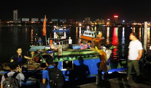 Cứu hộ trên Sông Hàn - 5