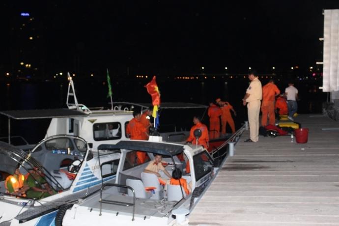Chìm tàu trên Sông Hàn Đà Nẵng - 6