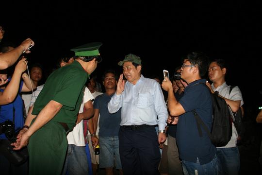 Tàu du lịch Chìm trên Sông Hàn ở Đà Nẵng hoạt động không phép - 1