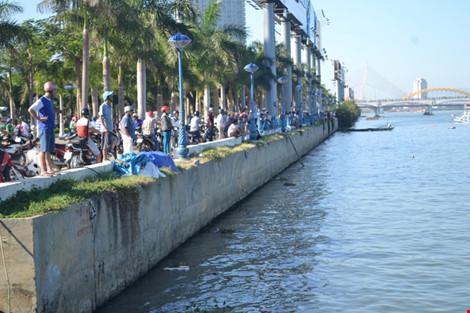 Ảnh: Đặc công lặn tìm nạn nhân vụ chìm tàu sông Hàn - 10