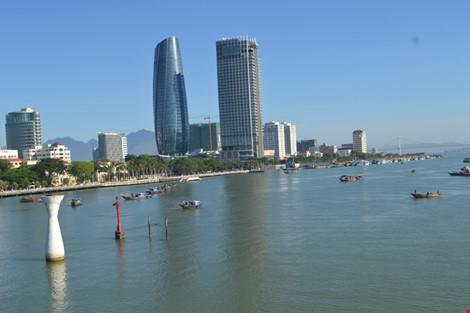 Ảnh: Đặc công lặn tìm nạn nhân vụ chìm tàu sông Hàn - 9