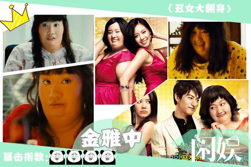 Những nàng béo được yêu thích nhất màn ảnh Hoa - Hàn - 10
