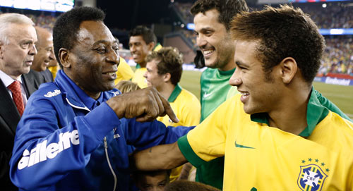 """Pele: """"Neymar không cùng đẳng cấp Messi, Ronaldo"""" - 1"""