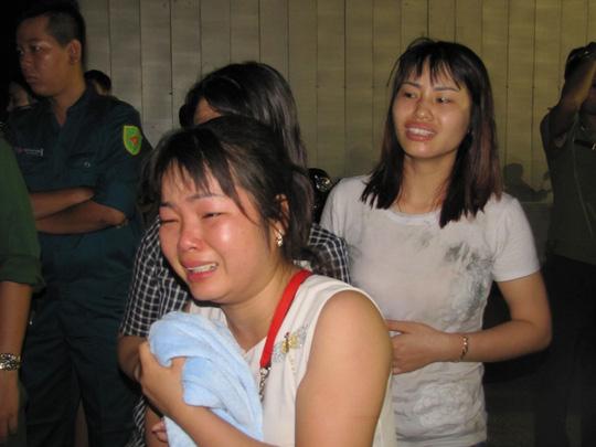 Chim tau tren Song Han moi nhat - Xác định danh tính 3 nạn nhân - 1