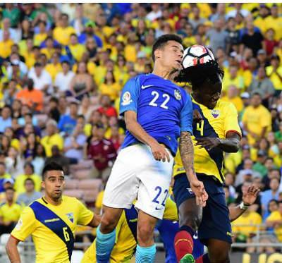 Chi tiết Brazil - Ecuador: Không hề đơn giản (KT) - 6