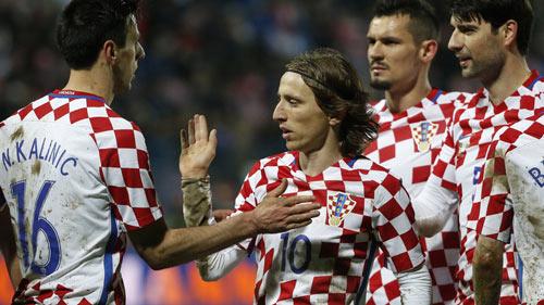 """Lewandowski, Modric dẫn đầu """"đàn ngựa ô"""" ở Euro 2016 - 1"""